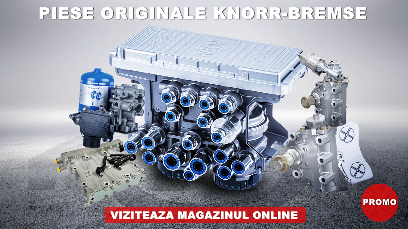 piese camioane man knorr-bremse